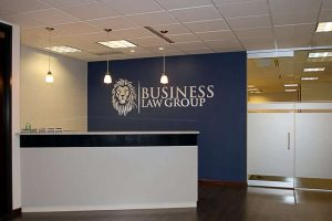Business Law Group Colorado Springs - Constructed by Raine Building