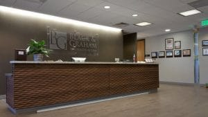 Black & Graham Law Office Colorado Springs - Constructed by Raine Building