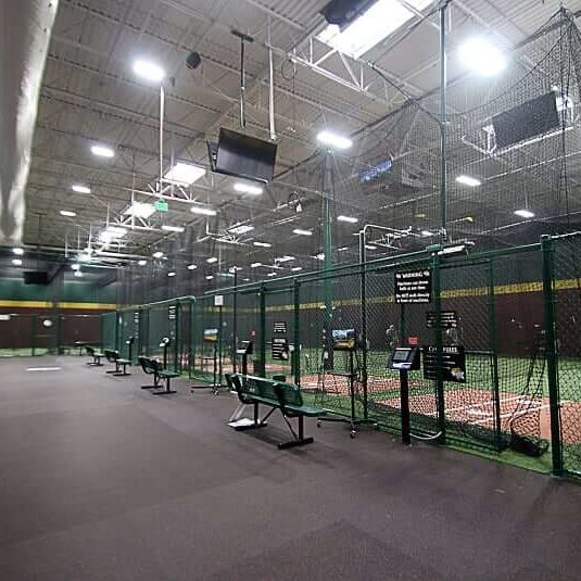 D-Bat Colorado Springs - Constructed by Raine Building