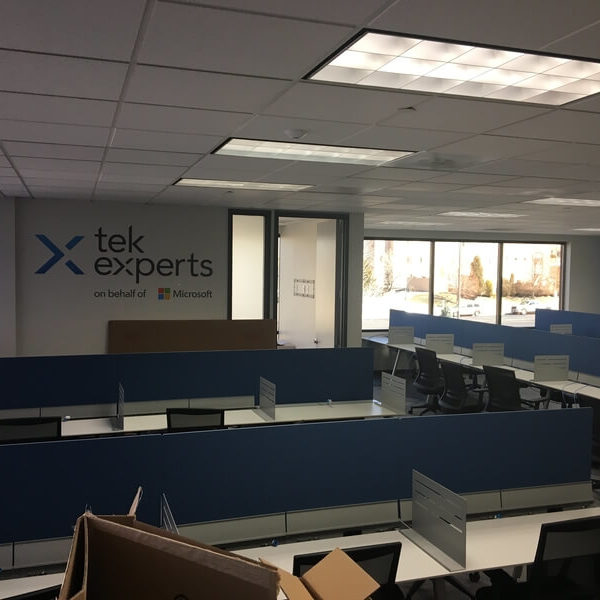 Tek Experts Colorado Springs - Constructed by Raine Building