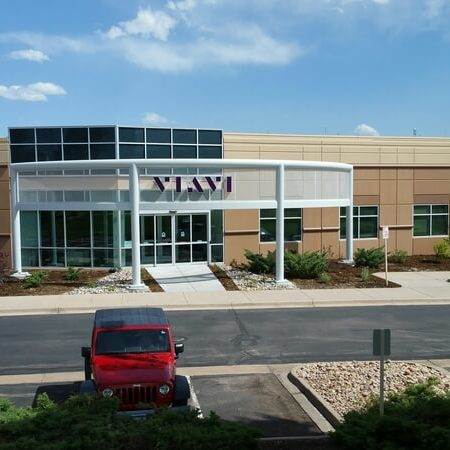 Viavi Colorado Springs - Constructed by Raine Building